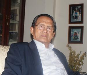 Prof. Dr. H. Soedijarto, MA